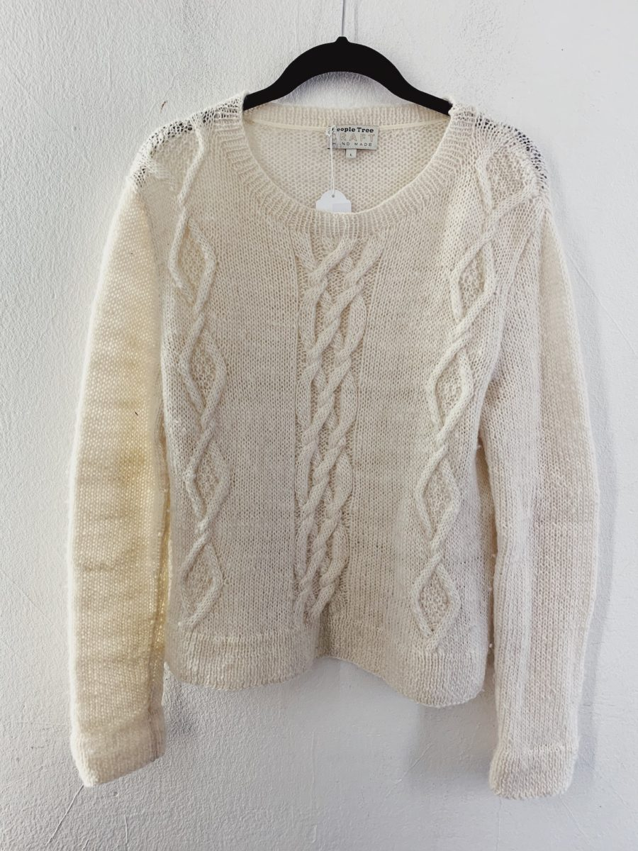 Ecosphere Vintage - People Tree Knitted Sweater