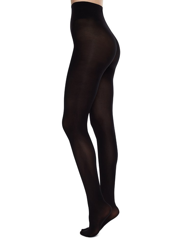 Swedish Stockings - Olivia Tights, Black