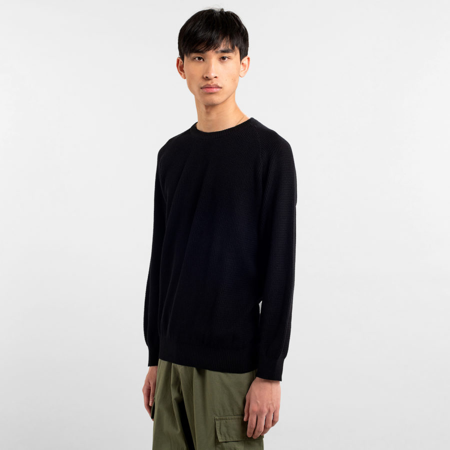 Dedicated - Black Knitted Sweater