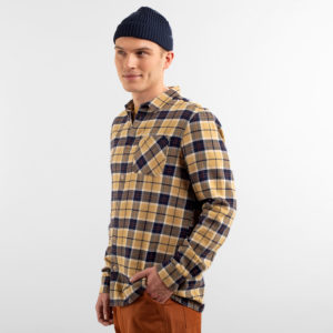 Dedicated - Checkered Flannel Shirt
