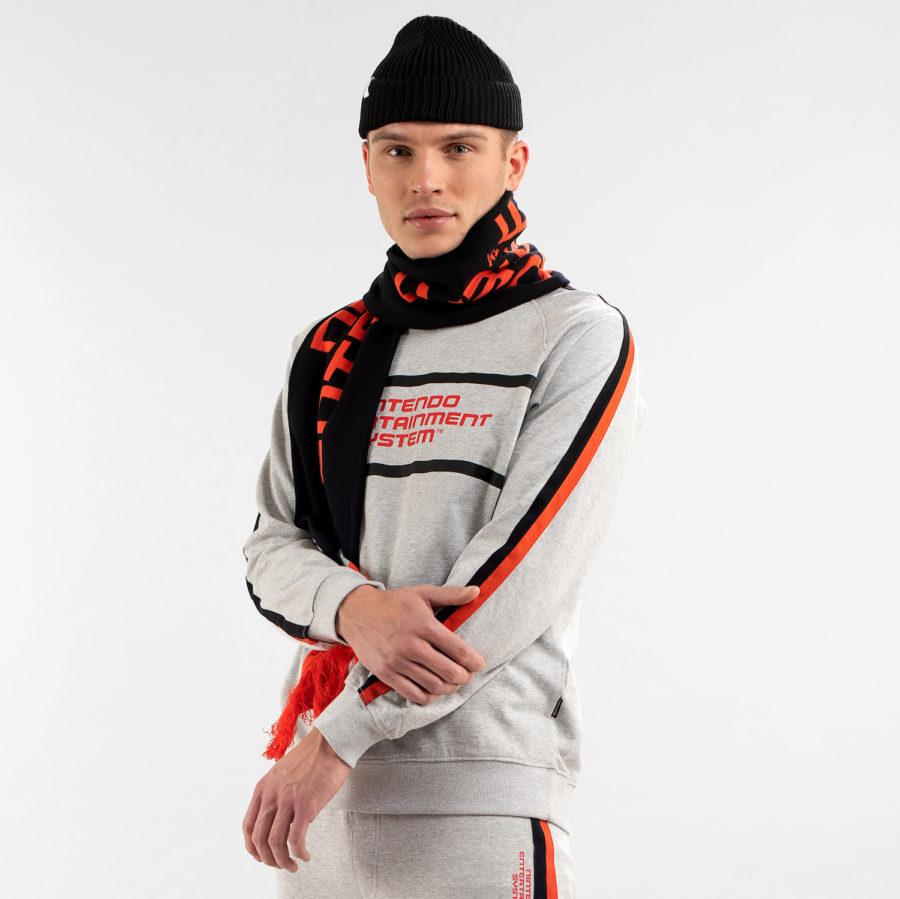 Dedicated - NES Stripe Sweatshirt