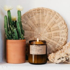 P.F. Candle Co. - Sunbloom Soy Candle
