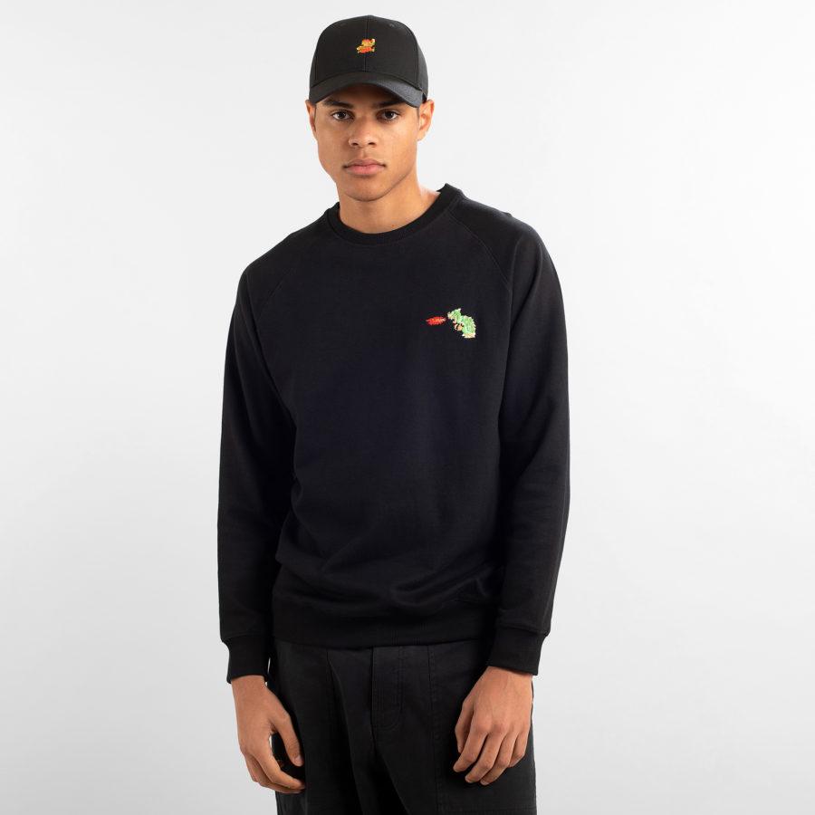 Dedicated - Bowser Sweatshirt