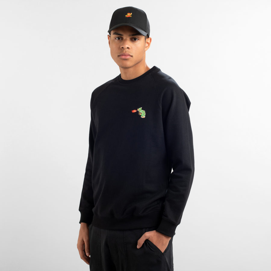 Dedicated - Bowser Sweatshirt