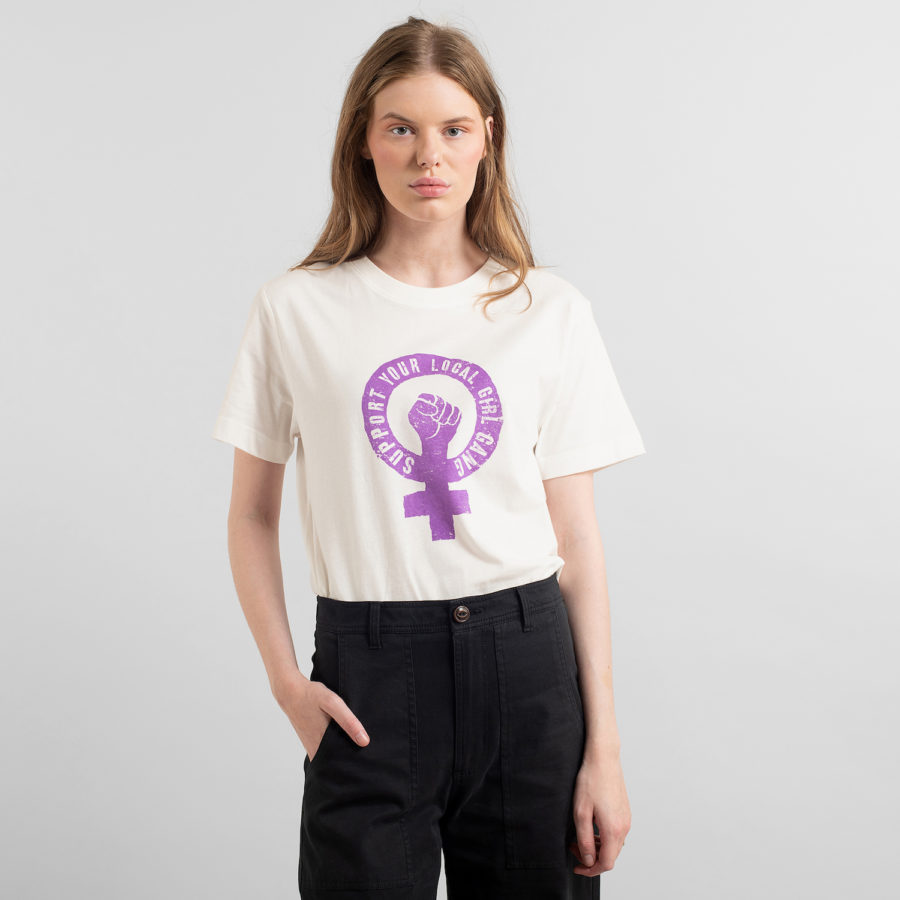 Dedicated - Girl Gang T-Shirt