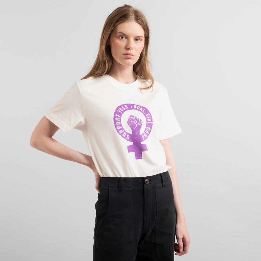 Dedicated - Girl Gang T-Shirt