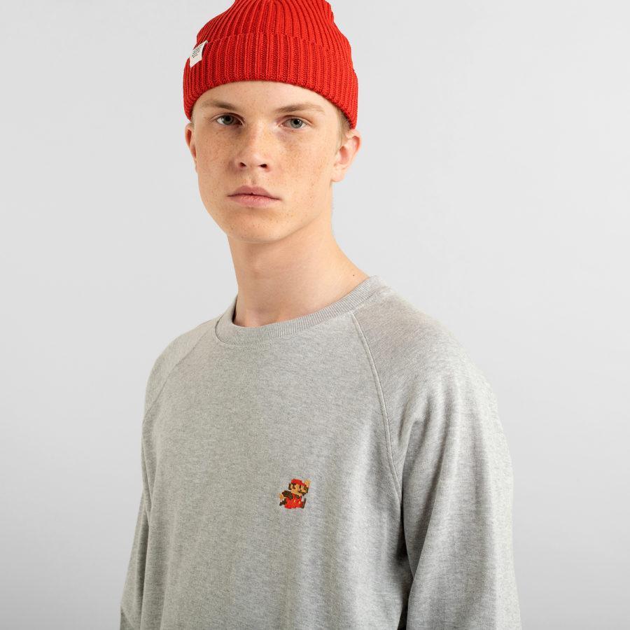 Dedicated - Super Mario Sweatshirt