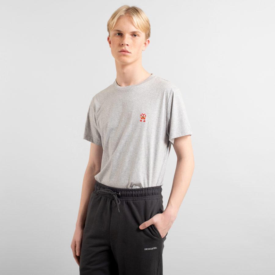 Dedicated - Toad T-Shirt
