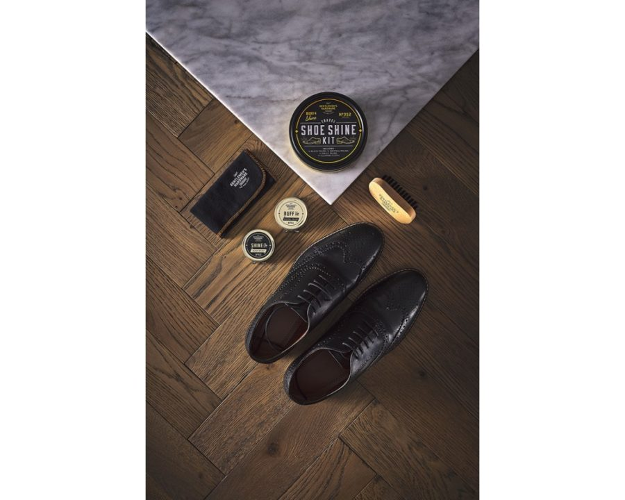 Gentlemen's Hardware - Shoe Shine Kit