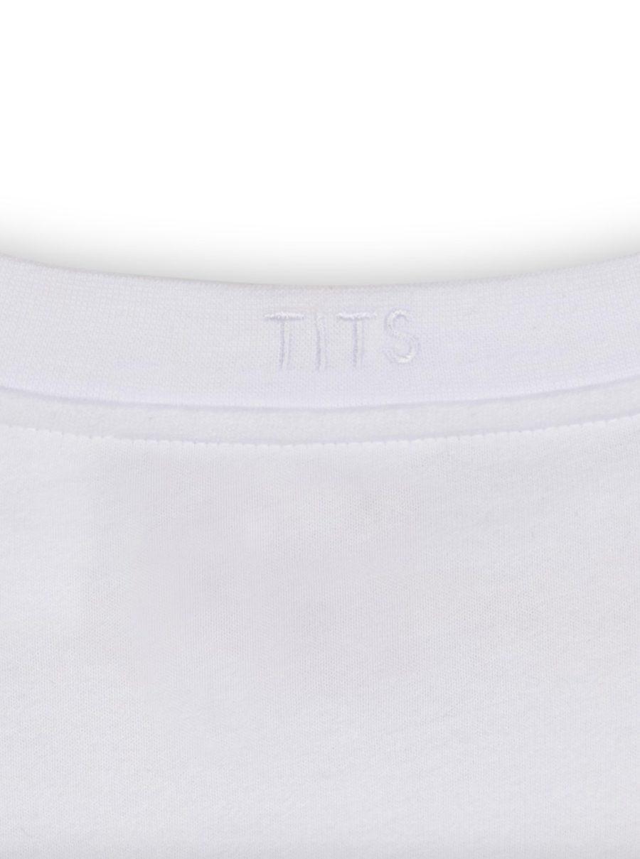 T.I.T.S. - Titsshirt black / white