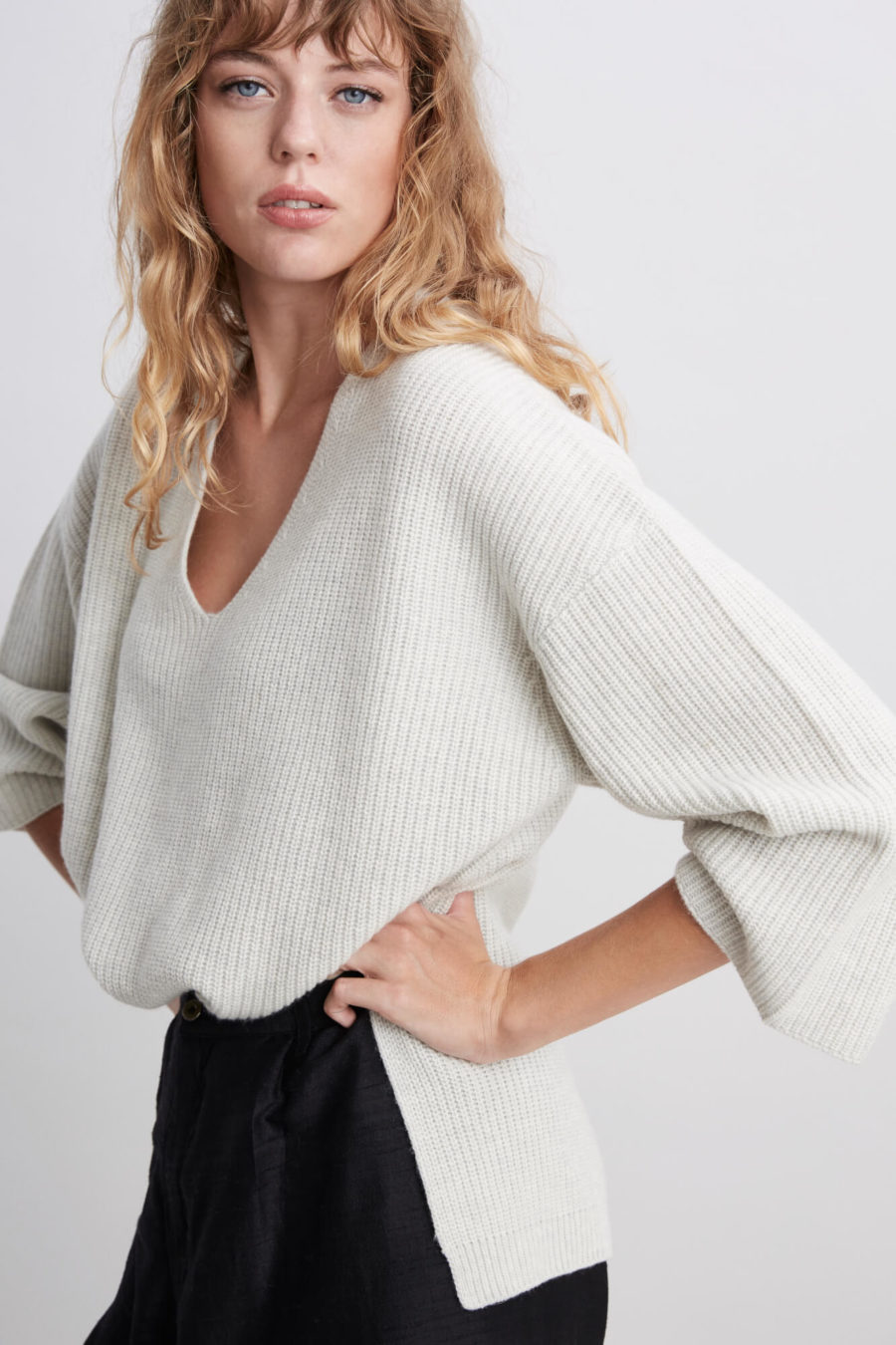ORES - Cashmere Wool Sweater