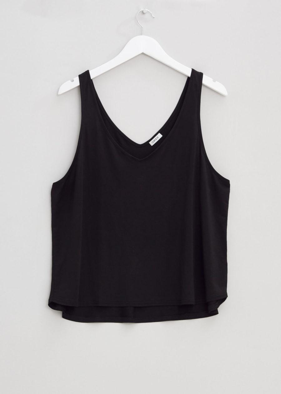 ORES - Black Silk Tank