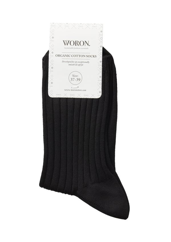 Woron - Socks, Black