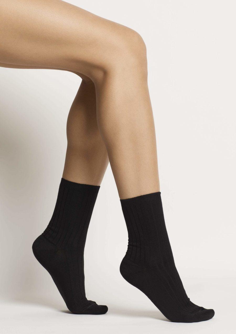 Woron - Socks, Black