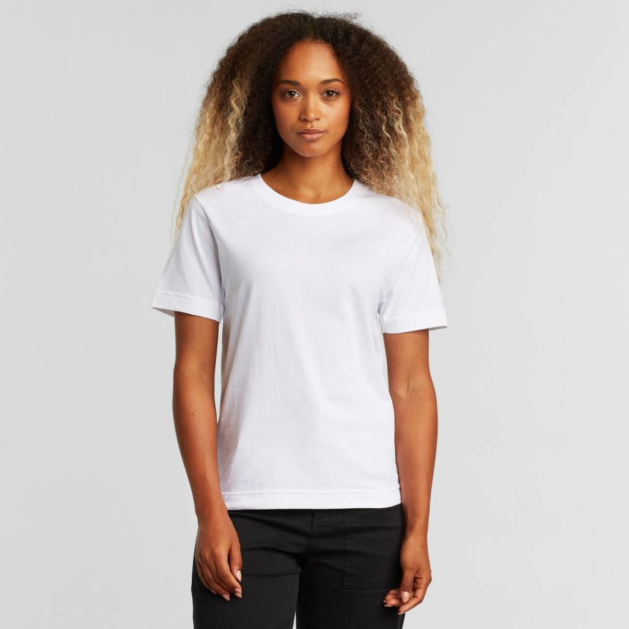 Dedicated - White T-Shirt