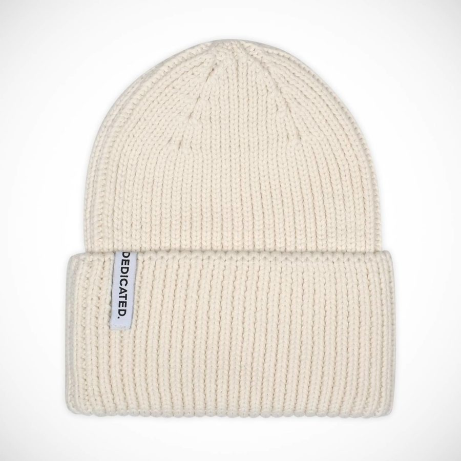 Dedicated - Narvik Off-White Beanie