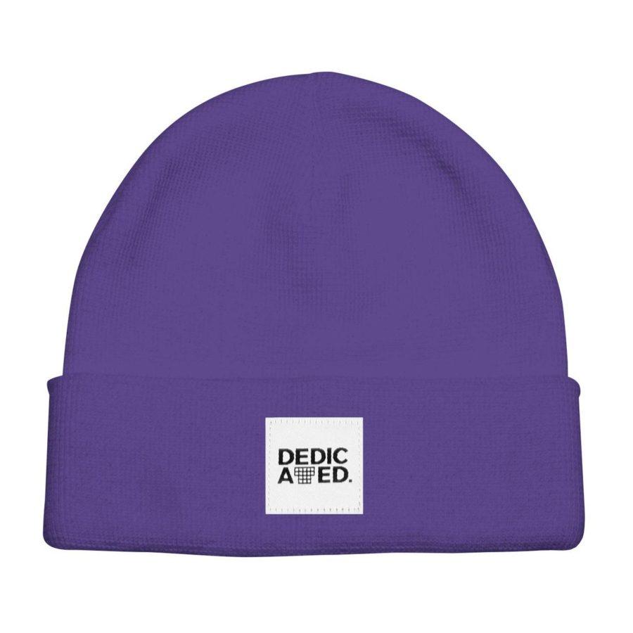 Dedicated - Kiruna Purple Beanie