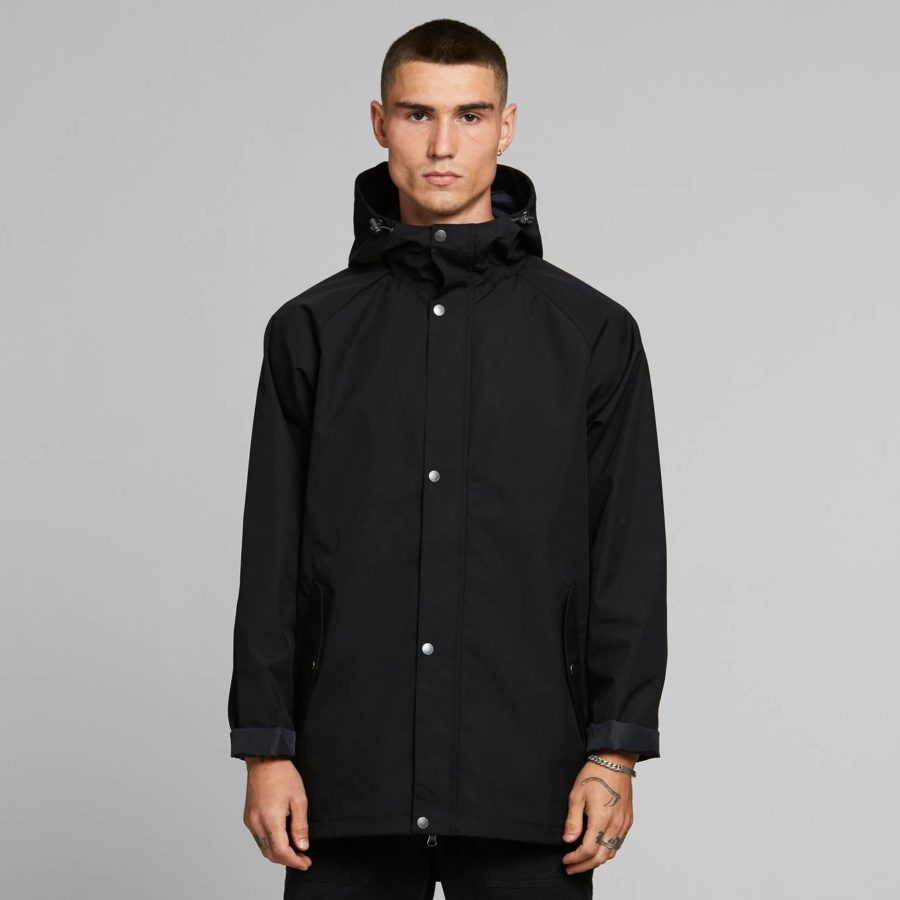 Dedicated - Hoddevik Black Jacket