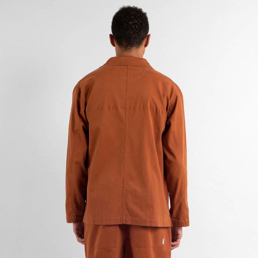 Dedicated - Mocha Workwear Jacket