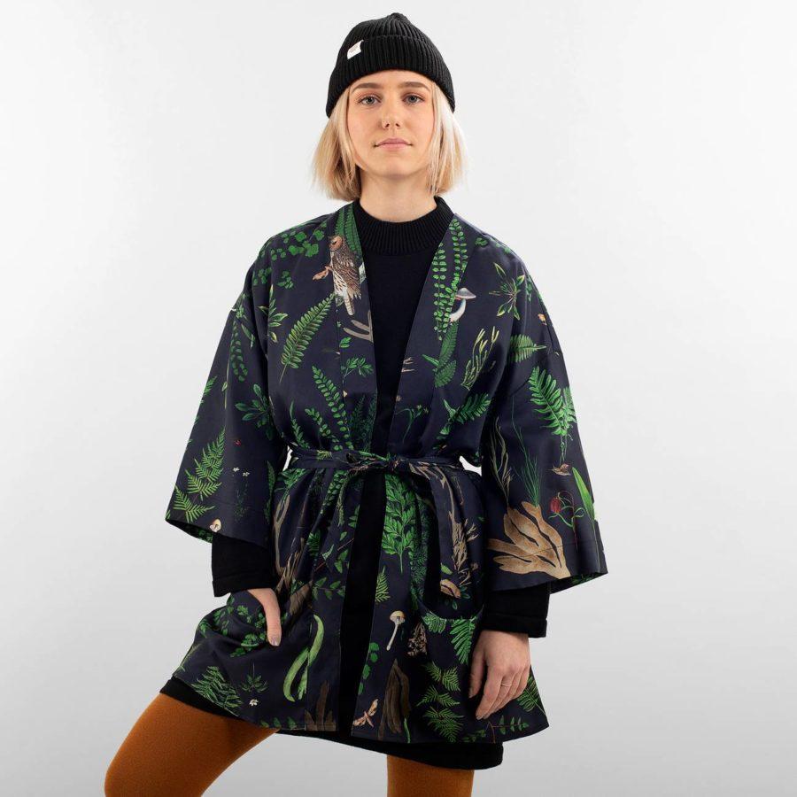 Dedicated - Secret Garden Kimono