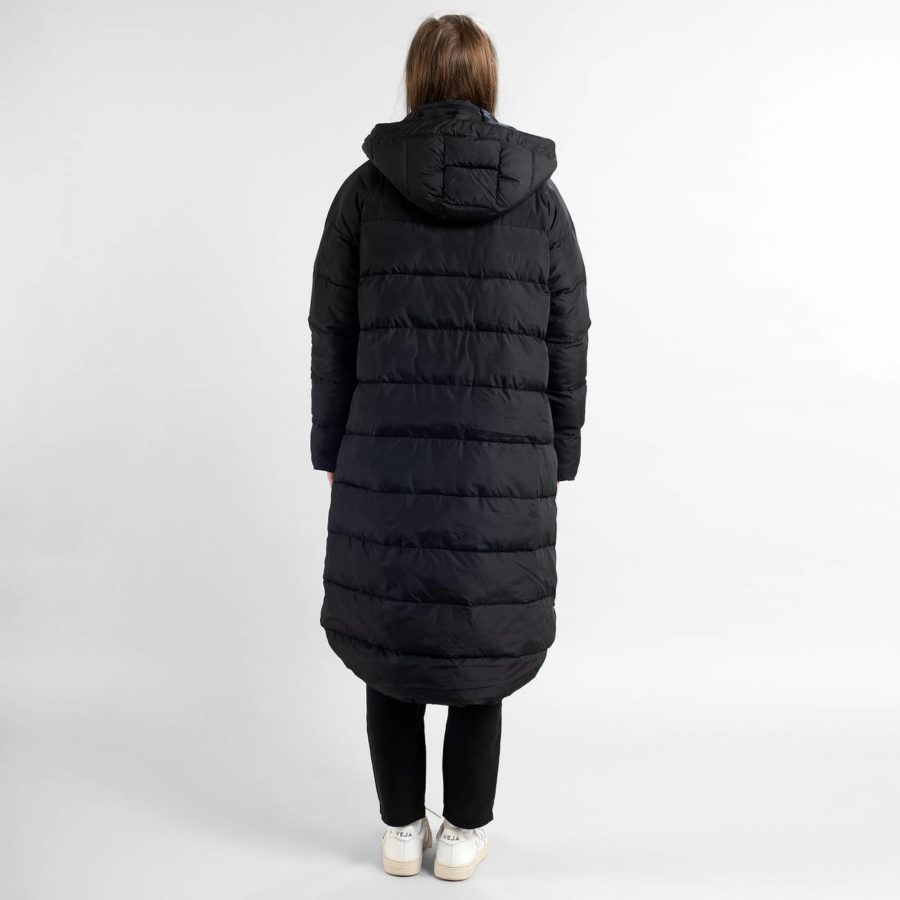 Dedicated - Puffer Jacket, Black