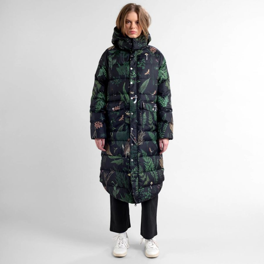 Dedicated - Puffer Jacket, Secret Garden