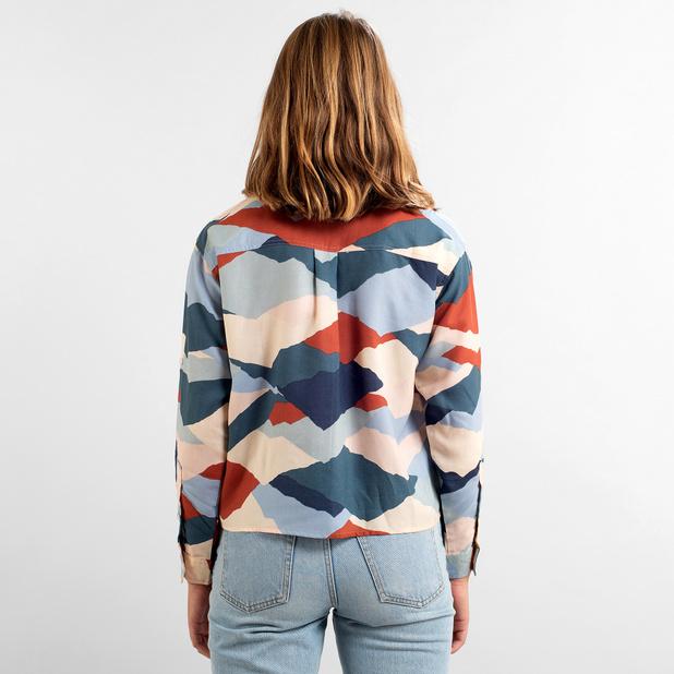 Dedicated - Lima Mountain Peaks Shirt