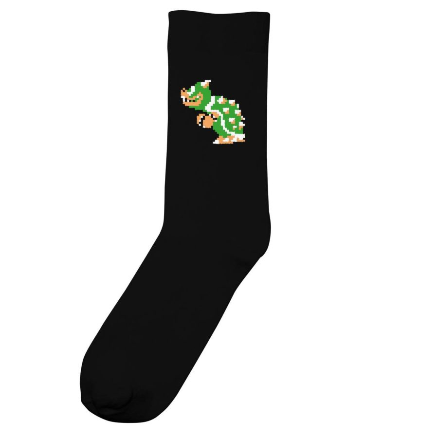 Dedicated - Bowser Socks