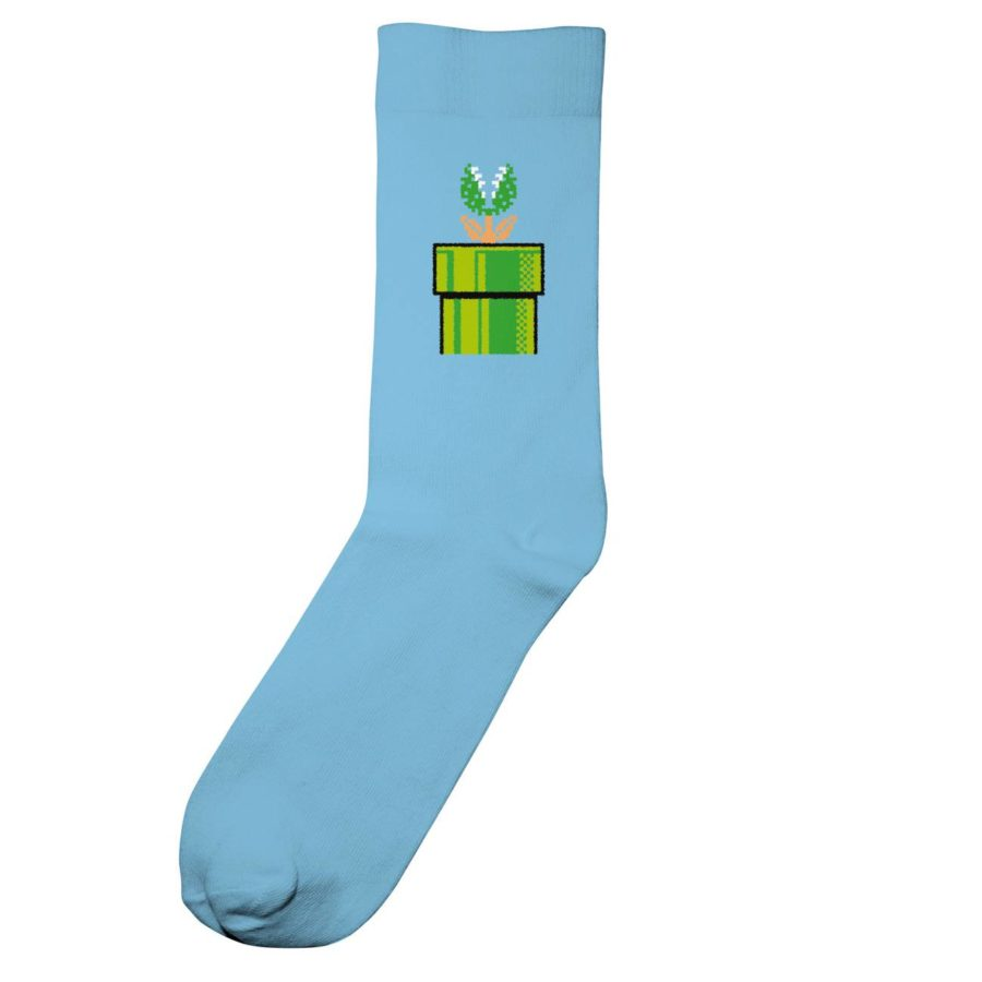Dedicated - Green Tube Socks