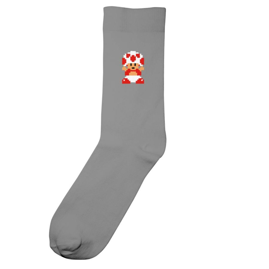 Dedicated - Toad Socks