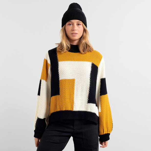 Dedicated - Blocks Knitted Sweater