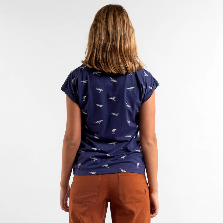Dedicated - Whales T-Shirt