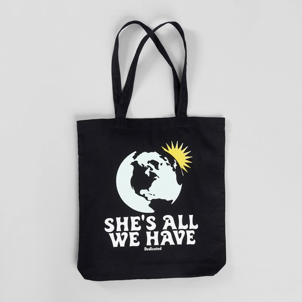 Dedicated - Tote Bag, All We Have