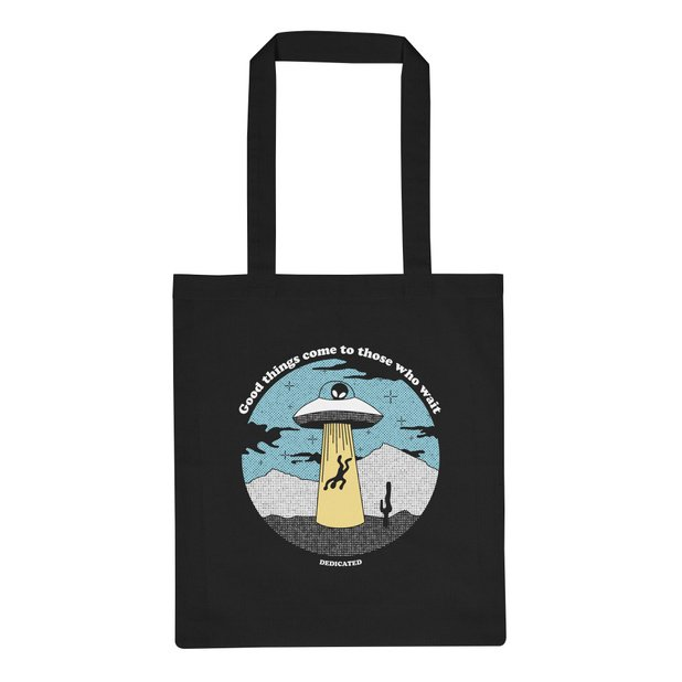 Dedicated - Tote Bag, Good Things