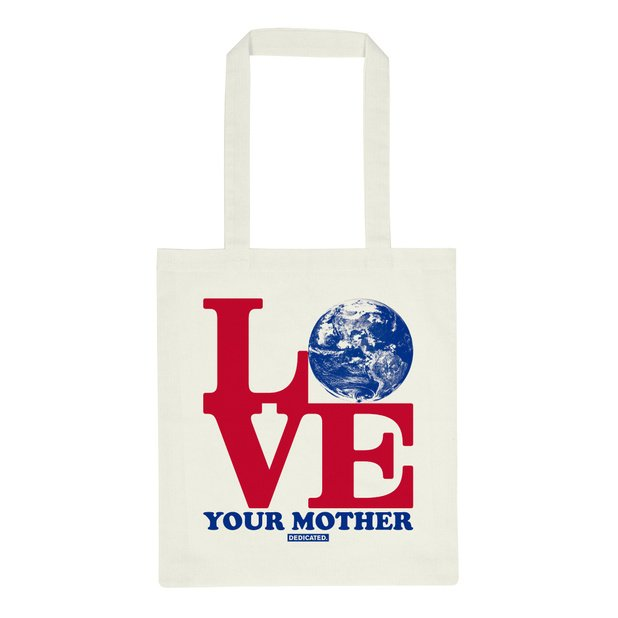 Dedicated - Tote Bag, Love Mother