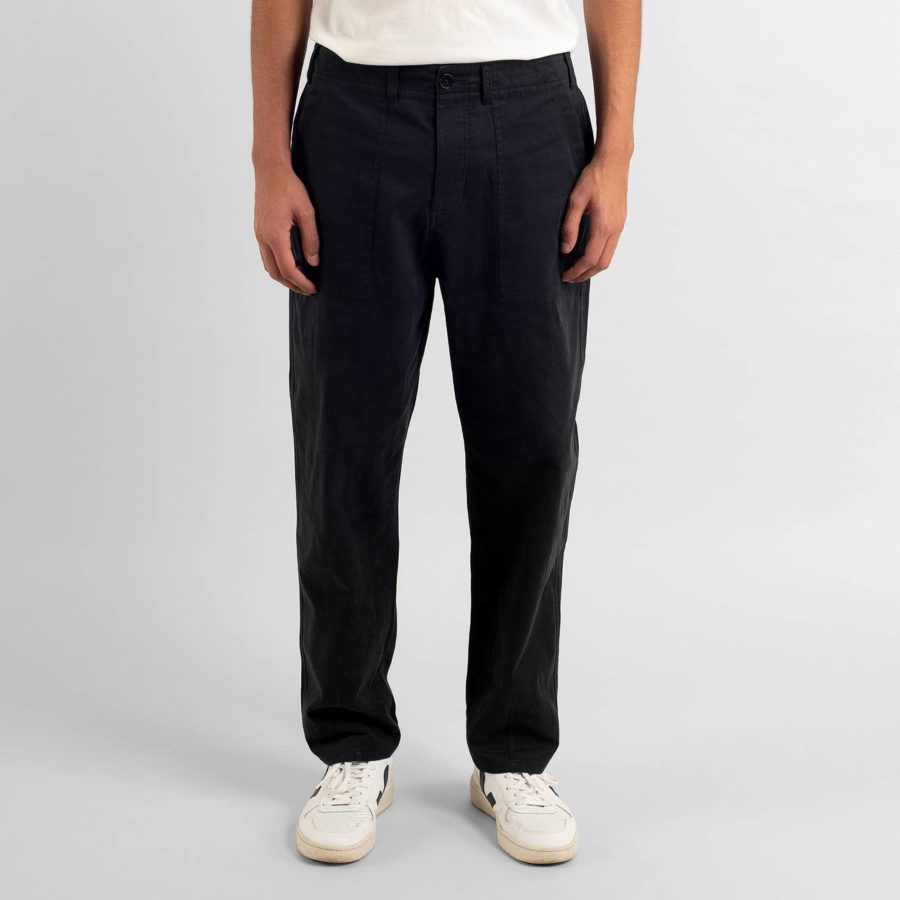 Dedicated - Lerum Black Pants