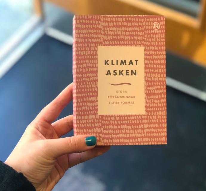 Klimatasken – stora förändringar i litet format