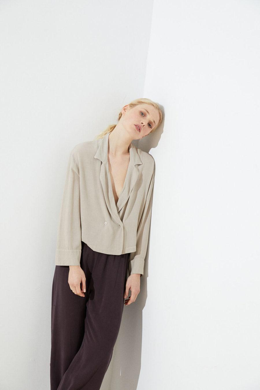 CUS - Tayri Ecovero Shirt