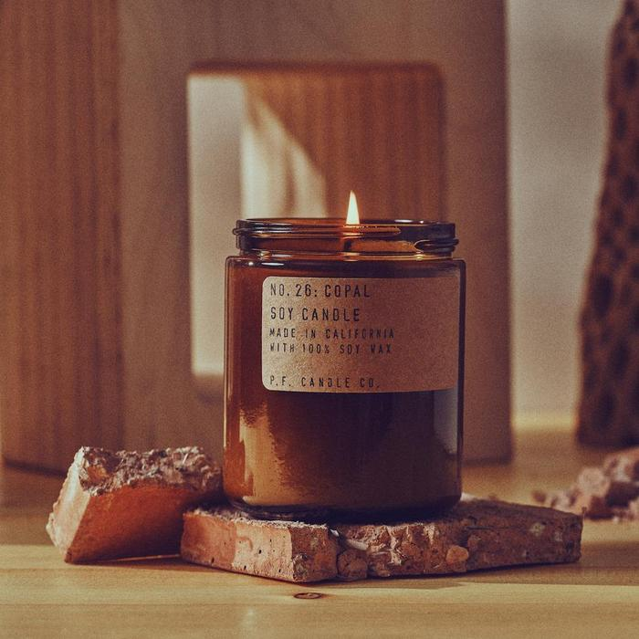 P.F. Candle Co. - Copal Soy Candle