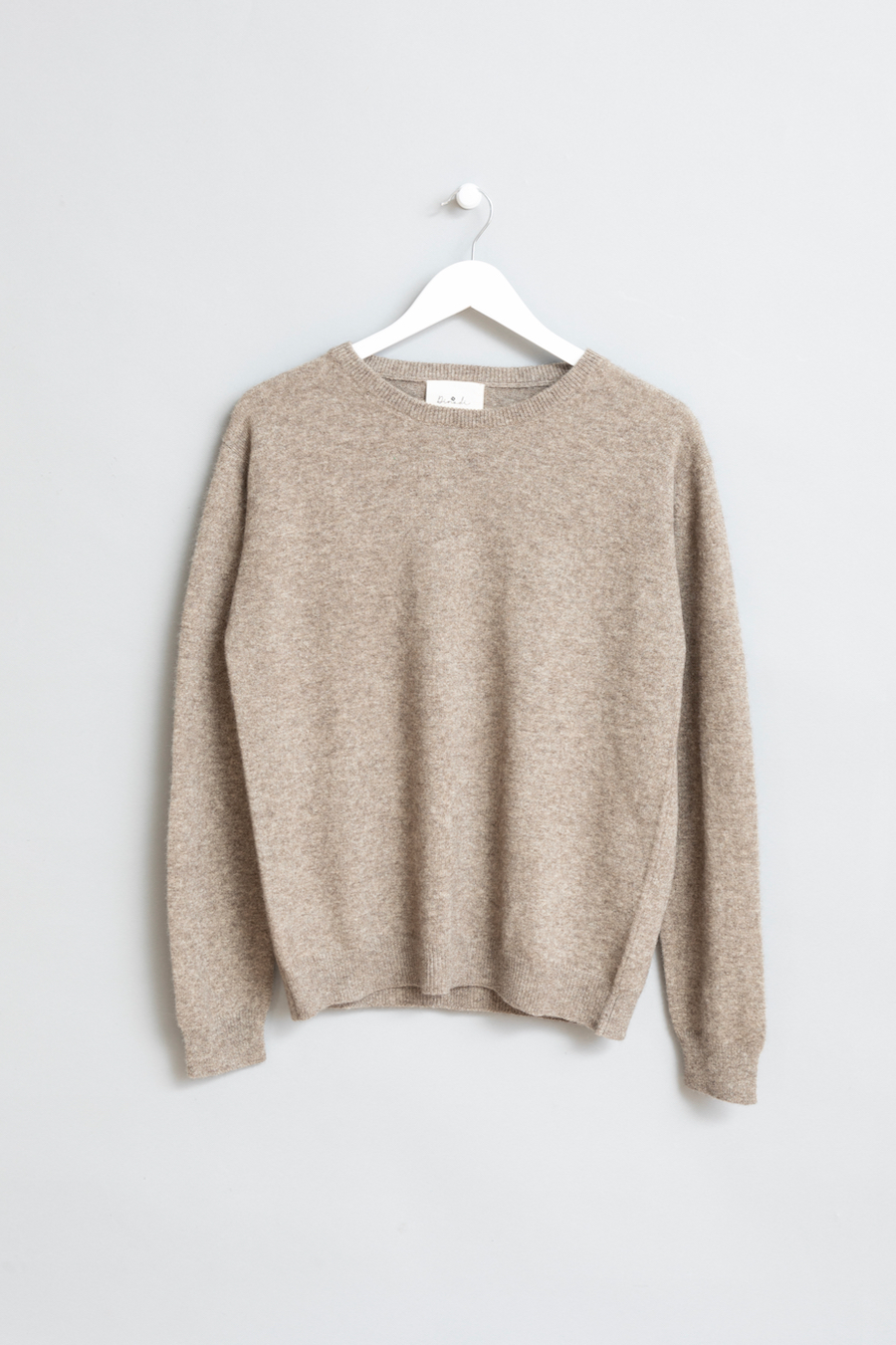 Dinadi - YAK Sweater, Oat Brown