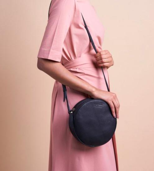 O My Bag - Luna Bag, Black