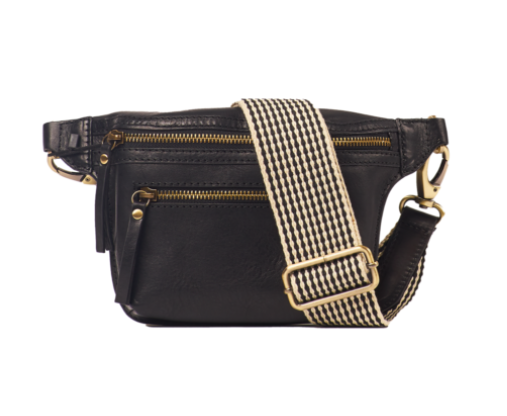 O My Bag - Becks Bum Bag, Black Stromboli