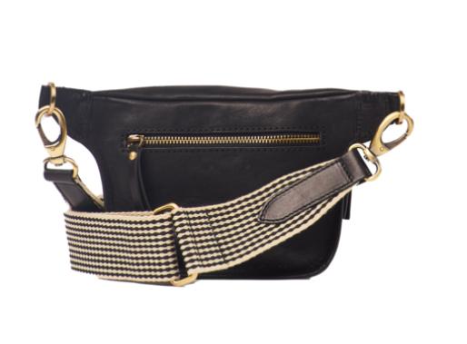 O My Bag - Becks Bum Bag, Black Stromboli
