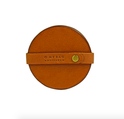 O My Bag - Leather Coasters