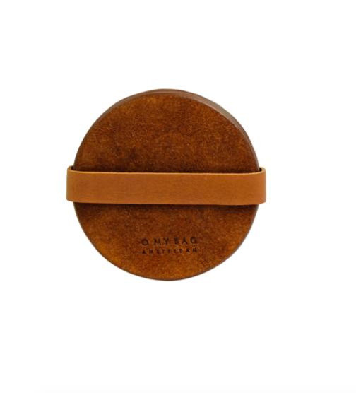 O My Bag - Leather Coasters
