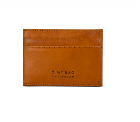 O My Bag - Mark's Cardcase, Cognac