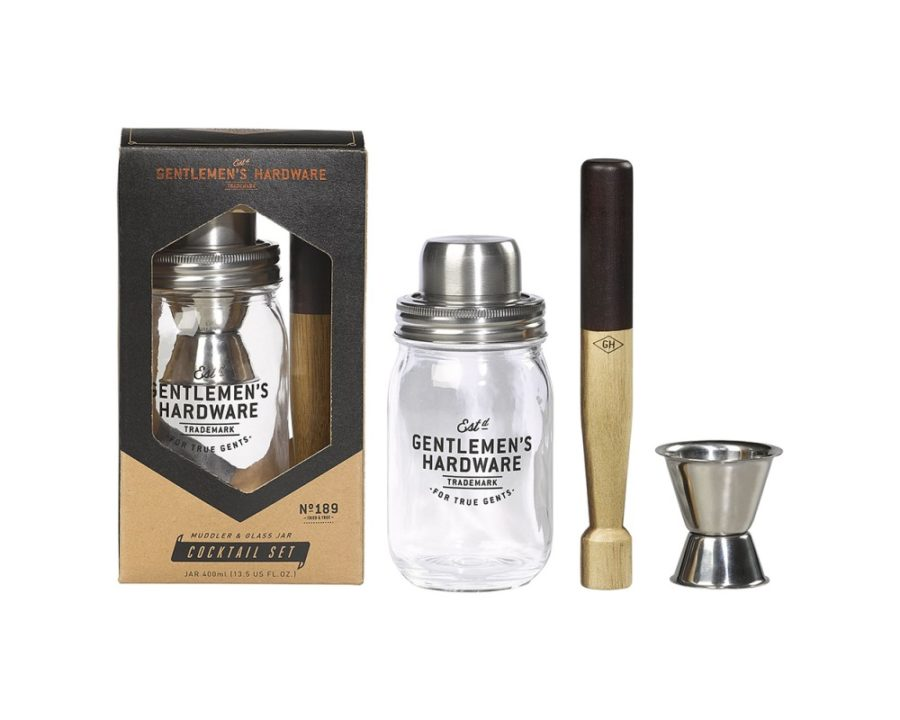 Gentlemen's Hardware - Cocktail Set