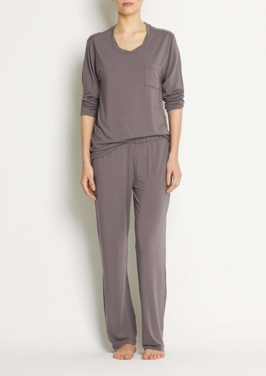 Woron - Loungewear Pant, Rabbit