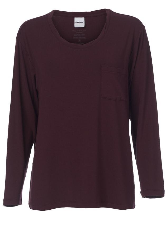 Woron - Loungewear Top, Winetasting