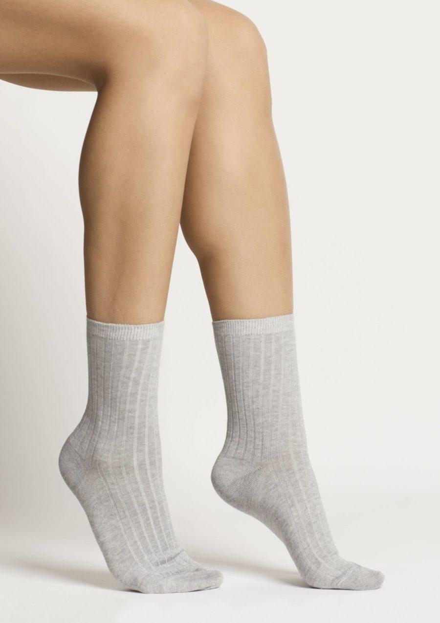 Woron - Socks, Grey